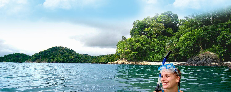 Snorkeling Manuel Antonio