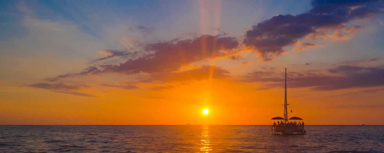 Sunset Cruise Manuel Antonio Costa Rica